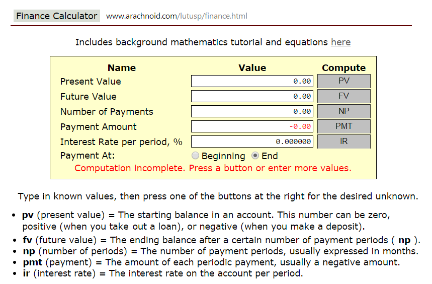 5. TVM Solver - GHCI Grade 11 Foundations for College Mathematics